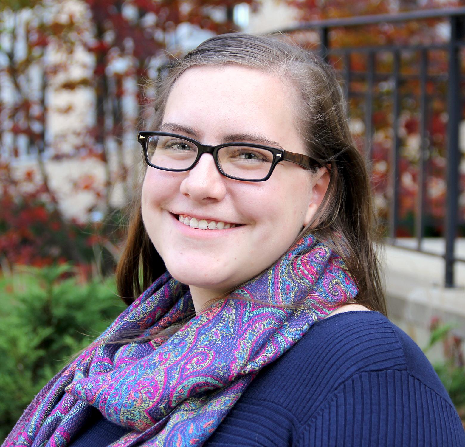 Helen Kovach, Class of 2017